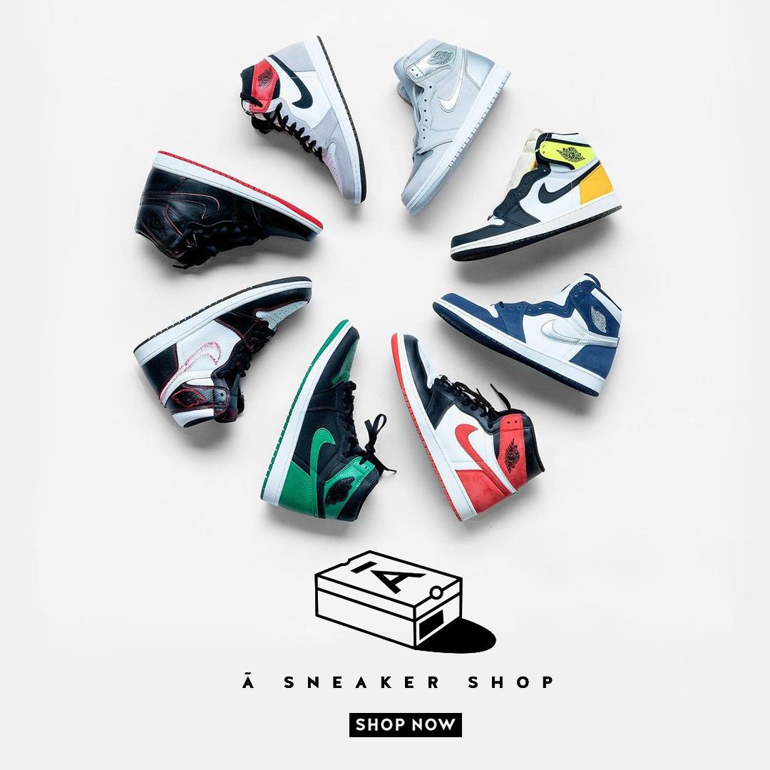 à Sneaker Shop