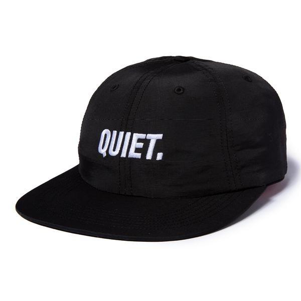 Boné Polo Hat The Quiet Life - Sport Preto