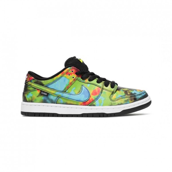 "Nike x Civilist SB Dunk Low ""Thermography"""