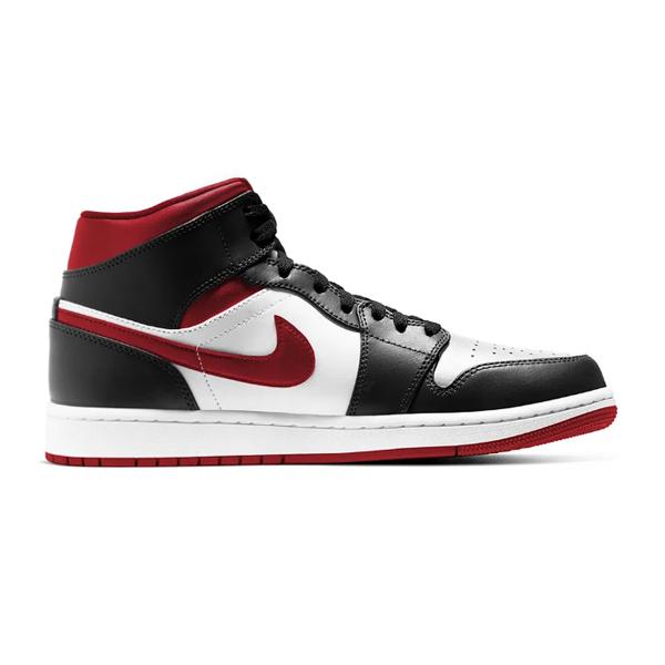 "Nike Air Jordan 1 Mid ""Metallic Red"""