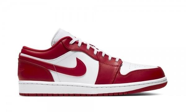 """Nike Air Jordan 1 Low """"Gym Red"""""""
