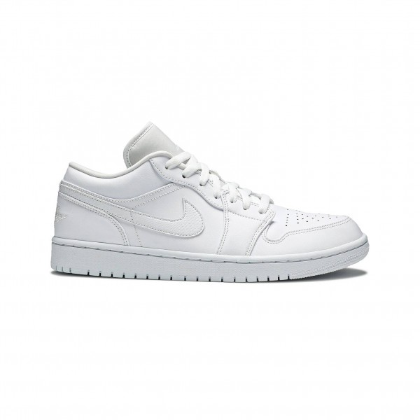 "Nike Air Jordan 1 Low ""Triple White W"""