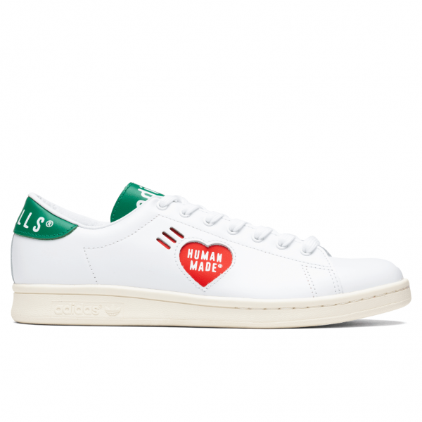 Adidas Stan Smith x Human Made Verde