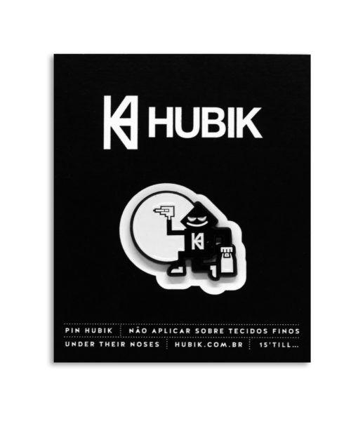 Pin HUBIK - Logo