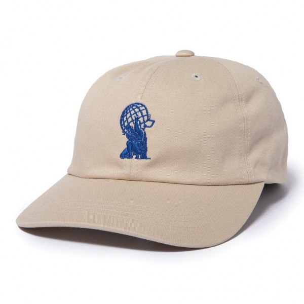 Boné Dad Hat The Quiet Life - Atlas Bege