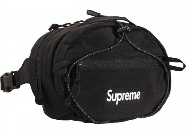 Waist Bag Supreme (FW20) Preta