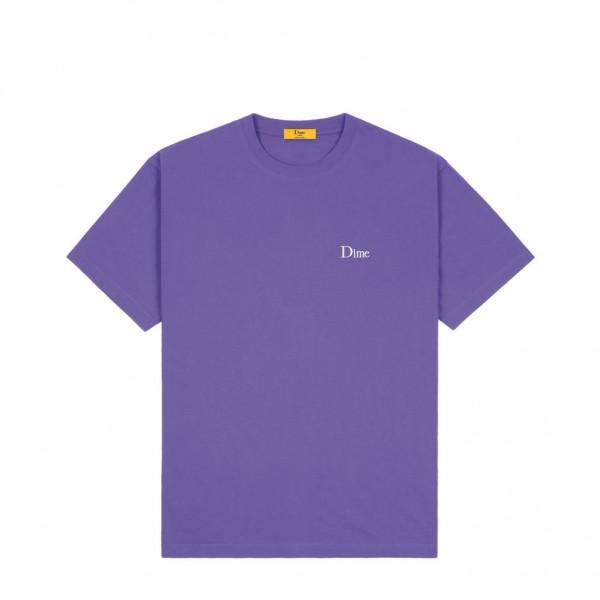 """Camiseta Dime """"Small Logo"""" Violeta"""