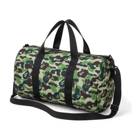 Duffle Bag Bape - Green Camo 2020