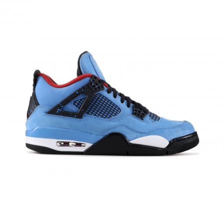 Tênis Nike Air Jordan x Travis Scott - Air Jordan 4 Cactus Jack (USADO)