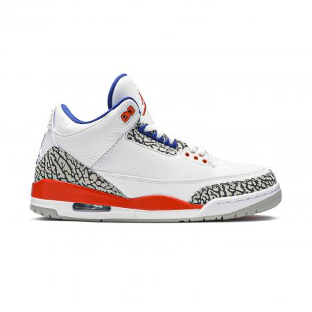 """Nike Air Jordan 3 """"Retro Knicks"""" (USADO)"""
