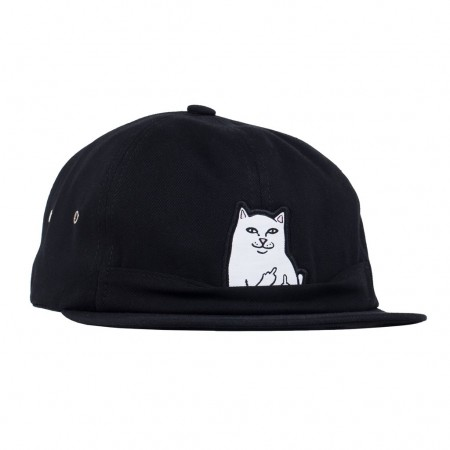 Boné Strapback RIPNDIP - Lord Nermal 6 Panel Pocket Hat