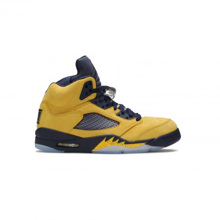 "Nike Air Jordan 5 Retro ""Michigan"""