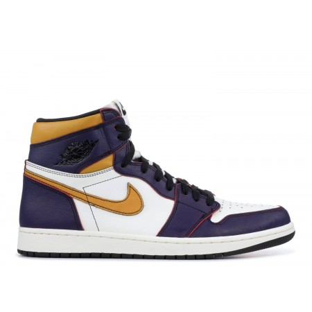 Tênis Nike - Air Jordan 1 La To Chicago