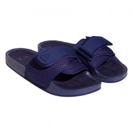 Chinelo Adidas x PHARRELL WILLIAMS Boost Azul