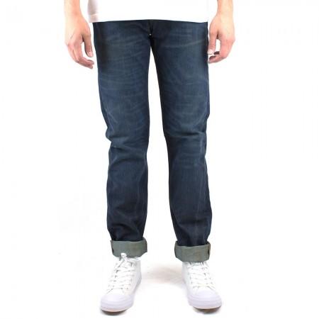 Calça Levi's - 513 Skateboarding Collection estonado azul