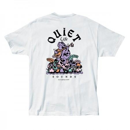 Camiseta The Quiet Life - Sounds Branca
