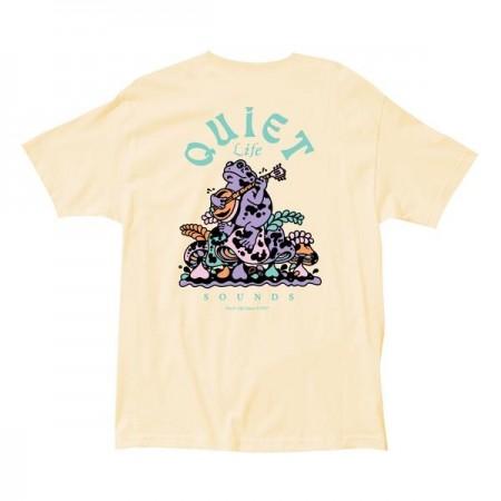 Camiseta The Quiet Life - Sounds Amarela