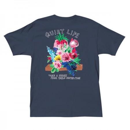 Camiseta The Quiet Life - Take A Break Marinho