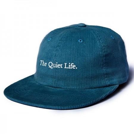 Boné Polo Hat The Quiet Life - Serif Cord Azul