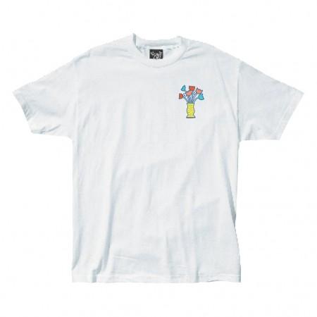 """Camiseta The Quiet Life """"Bryant"""" Branca"""