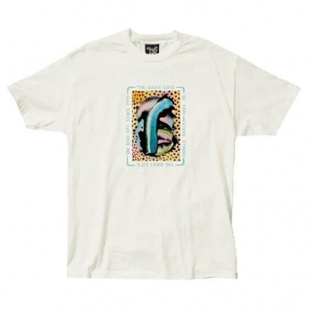 "Camiseta The Quiet Life ""Farley"" Natural"