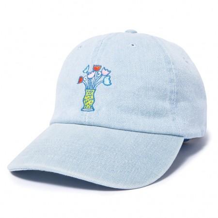 "Boné Dad Hat The Quiet Life ""Bryant"" Azul"