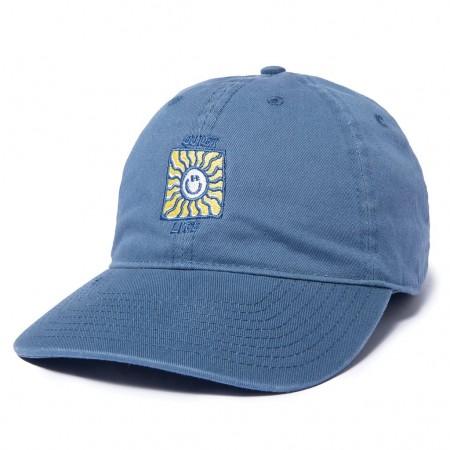"""Boné Dad Hat The Quiet Life """"Sunshine"""" Azul"""