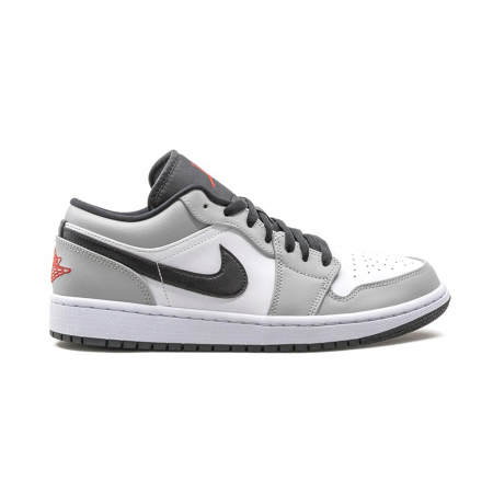 "Nike Air Jordan 1 Low ""Light Smoke Grey"""