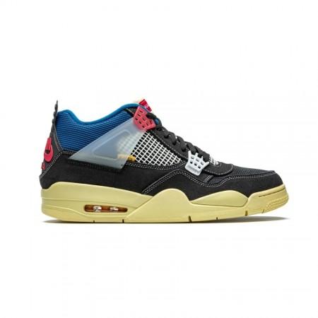 "Nike Air Jordan 4 Retro x Union ""Off Noir"""