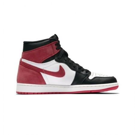 """Nike Jordan 1 Retro High """"Track Red"""" (Usado)"""