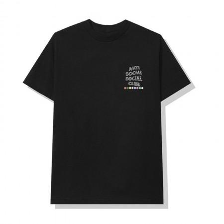 Camiseta Anti Social Social Club - Up To You Preta