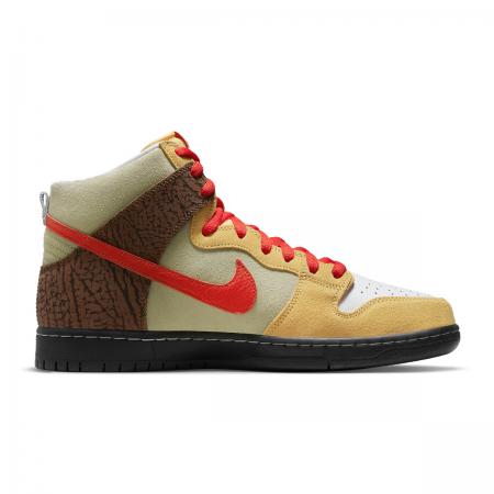 """Nike SB Dunk High x Color Skates """"Kebab and Destroy"""""""