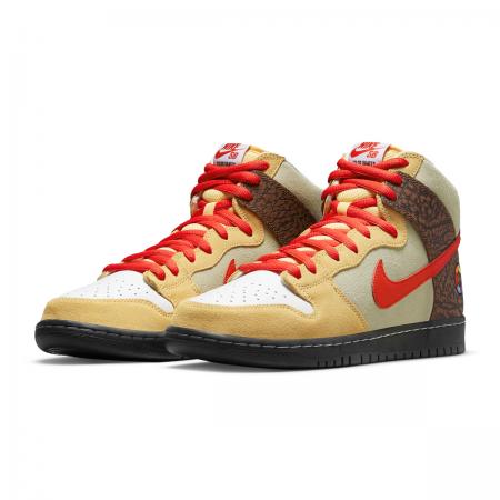 Nike SB Dunk High x Color Skates