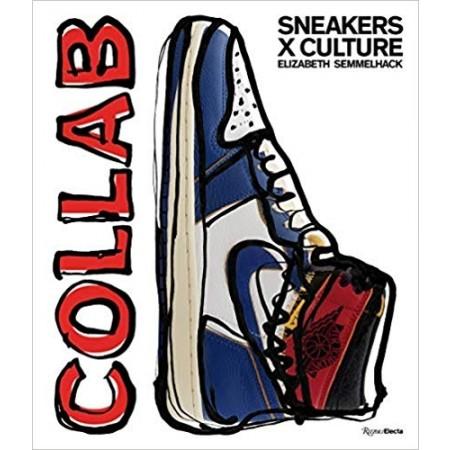 Livro Sneakers x Culture: Collab