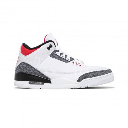 "Nike Air Jordan 3 Retro SE ""Fire Red Denim"""