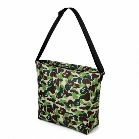 Tote Bag Bape - ABC Camo Green