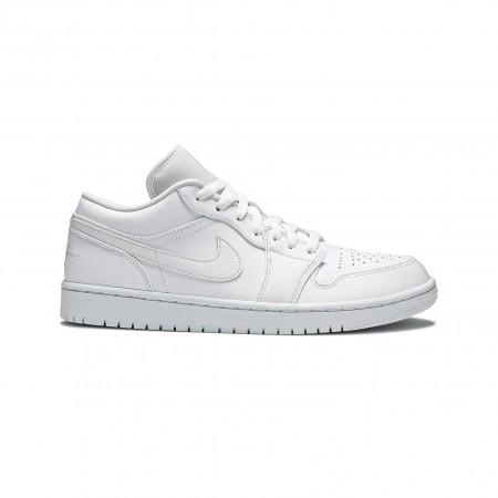 """Nike Air Jordan 1 Low """"Triple White W"""""""