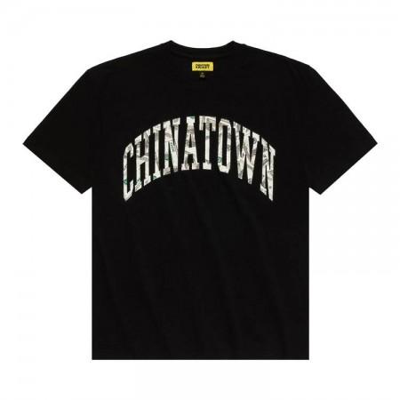 "Camiseta Chinatown Market ""Money Arc"" Preta"