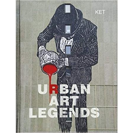 Livro Urban Art Legends
