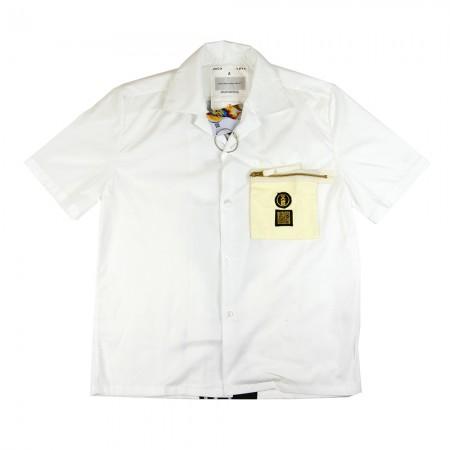 Camisa Pace x à x Yusk - Helping Hands Branca