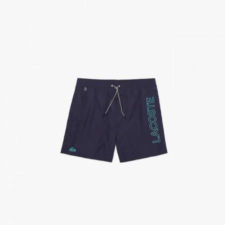 Swim Shorts Lacoste - Motion Azul