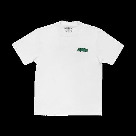 "Camiseta Hubik ""Wall"" Branca"