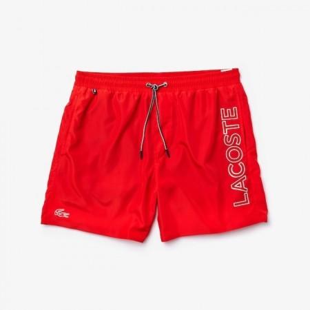 Swim Shorts Lacoste - Motion Vermelho
