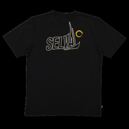 Camiseta Selva - Atlantico Preto