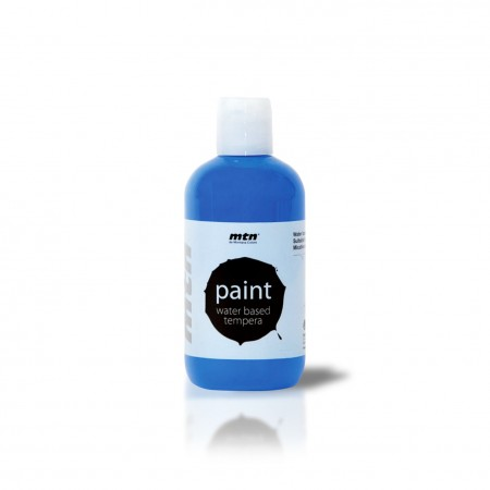 Recarga MTN Tempera Paint 250ml - azul claro