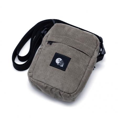Shoulder Bag HUBIK Marrom