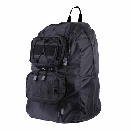 Mochila RothCo - Tactical Foldable Backpack Preto