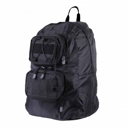 Mochila RothCo - Tactical Foldable Backpack Preto