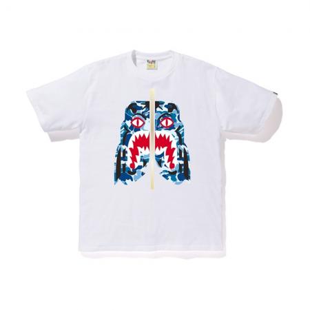 Camiseta Bape - ABC Camo Tiger Branca