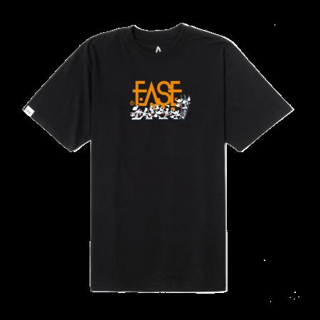 """Camiseta Ease """"Bob Dog"""" Preta"""